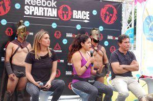 Simona Quintana, embajadora del Spartan Race