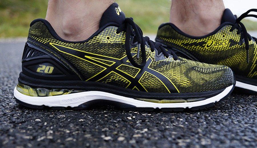 5b6bdc860 Nueva ASICS Gel-Nimbus 20  La zapatilla que hará sentir más ligero y cómodo  al corredor