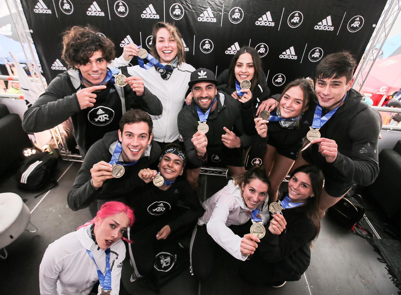 destacar posterior Mucama  Comunidad adidas Runners participó en la Maratón de Viña del Mar 2018 - Runners  Chile
