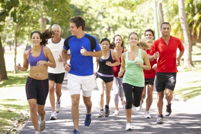 carácter social del running