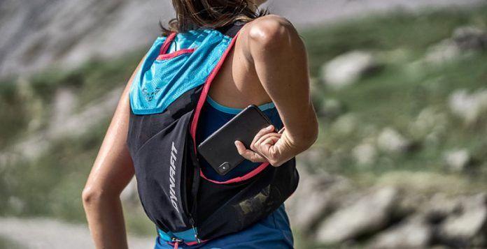 mochila para trail running