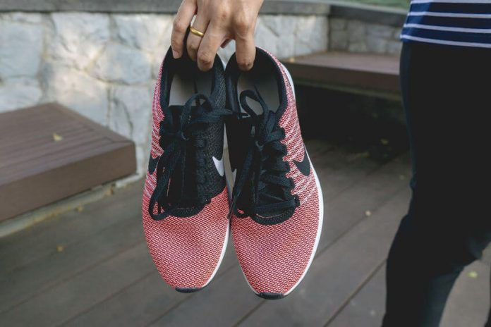 zapatillas aceptadas