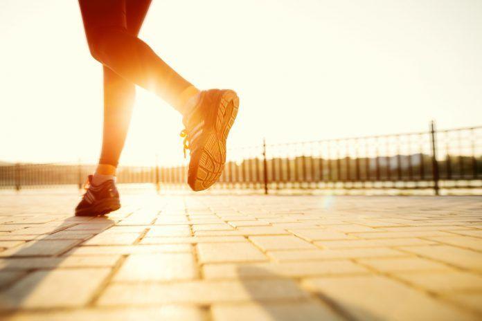 cuántas veces a la semana debo correr