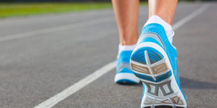 amortiguación en las zapatillas de running